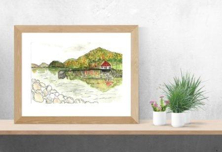 aquarelle-automne-quebec