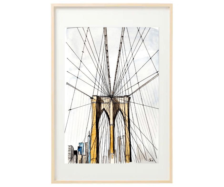 affiche-pont-brooklyn
