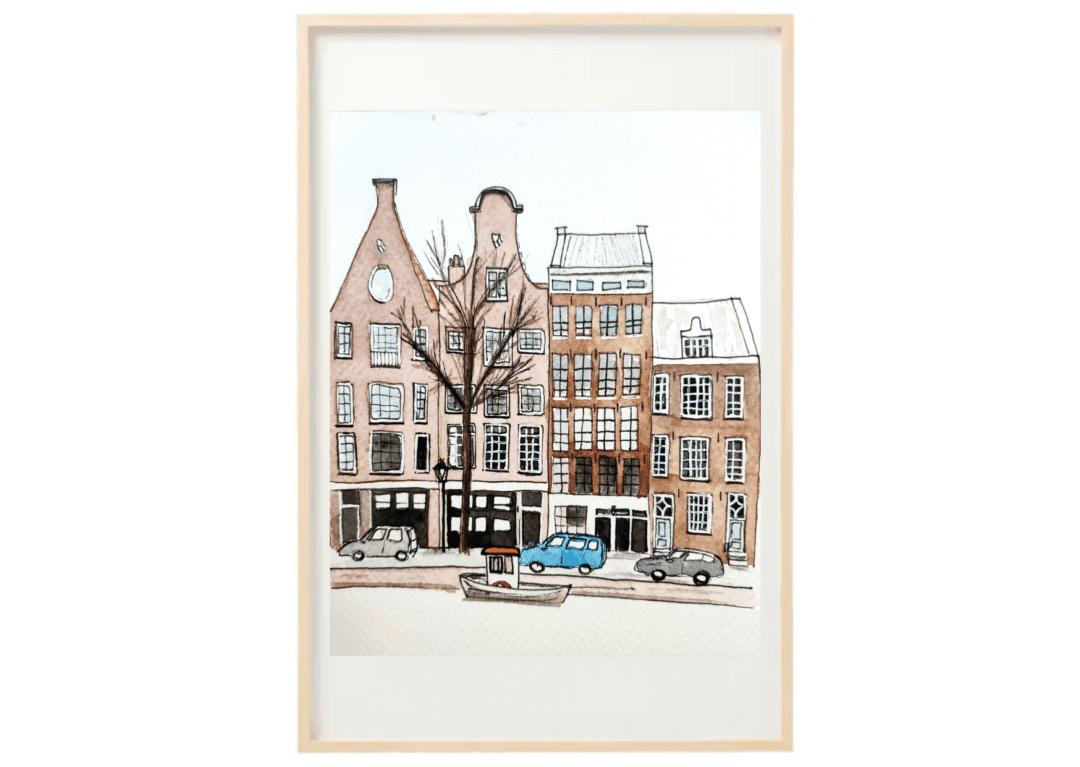 aquarelle-amsterdam
