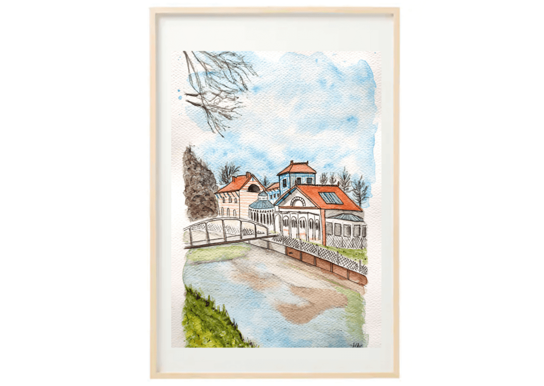 aquarelle-pavillon-bleu